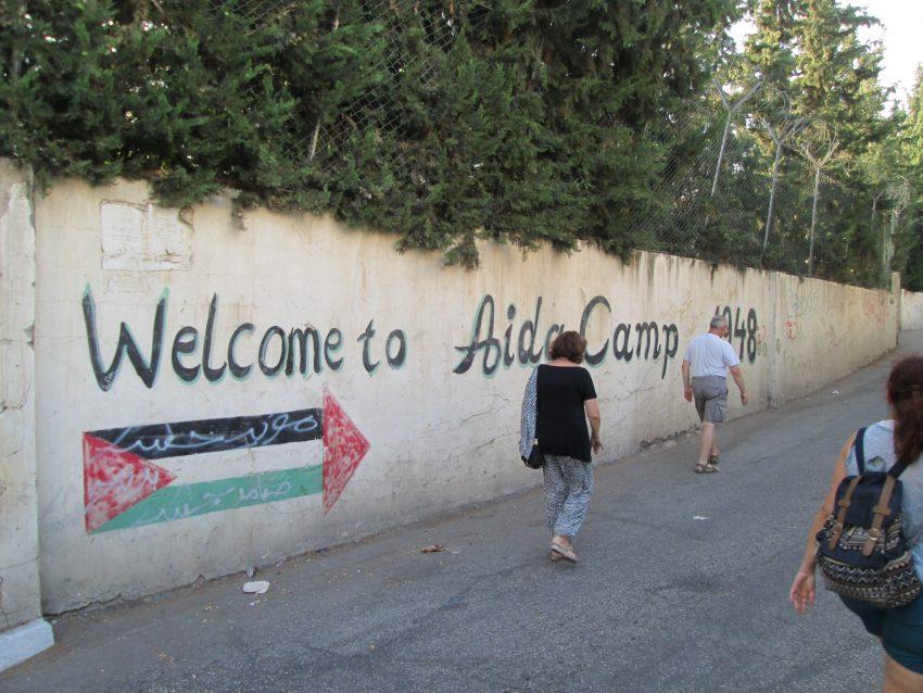 Campo AIDA a Bethlem